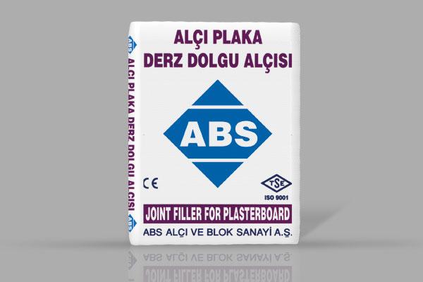 ABS Alçı Plaka Derz Dolgu Alçısı